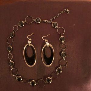 Jewelry - Necklace & earring set